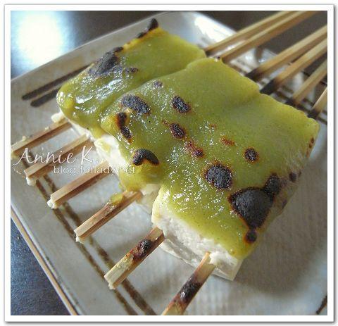 清水寺_奧丹奧丹烤甜味噌豆腐