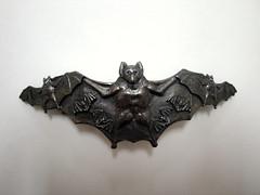 Bat Brooch (Naomi no Kimono Asobi) Tags: obi obidome brooch bat