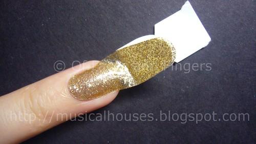 incoco nail strips 24 karat
