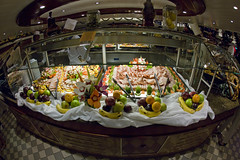 Jewel of the Seas (blueheronco) Tags: cruise ship interior midnightbuffet jeweloftheseas royalcaribbeancruises