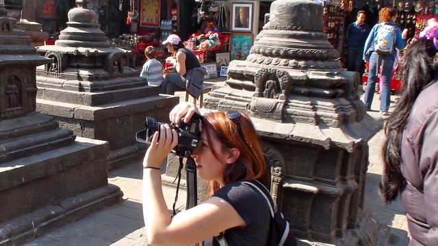 Janelle - Nepal 2010