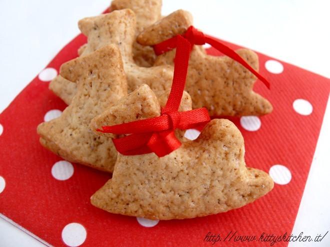 biscottini speziati alla panna
