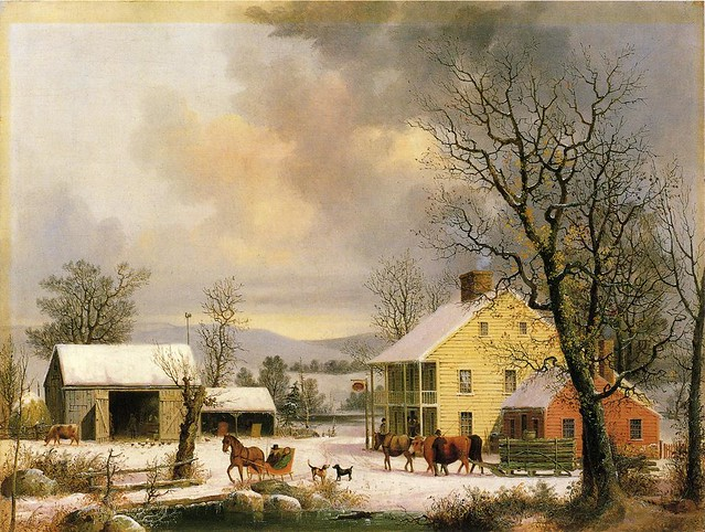 Winter in the Country 1857