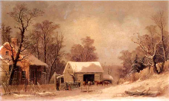 Winter in the Country 1860-3