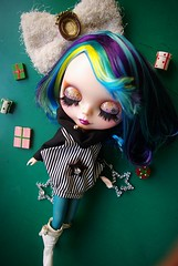 A-Dong's OOAK Custom Blythe doll No.49 *Starry Desire*