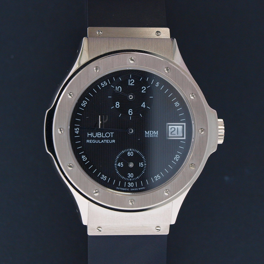 Hublot Regulator 1860.135.4