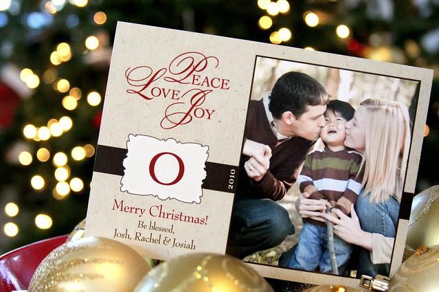 our Christmas card 2010