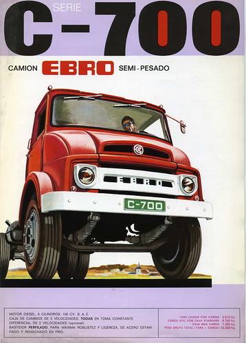 EBRO C 700