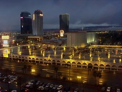 Rainy Las Vegas Night (Mike Baum) Tags: lasvegasnight lasvegasskyline rainyvegasnight