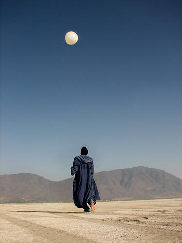 el llamado de la luna