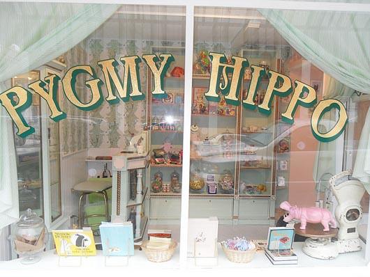 Pygmy Hippo Shoppe!