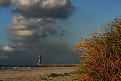 Le phare de St-Pol
