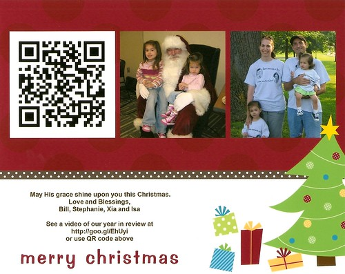 FamilyXmasCard2010