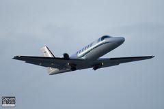 G-OMRH - 550-1086 - McAir Services - Cessna 550B Citation Bravo - Luton - 101201 - Steven Gray - IMG_4924