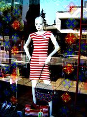 Marinero (plyades-ropa tejida) Tags: argentina thread fashion dress moda seda ropa vestido algodon tejido tejida pleyades