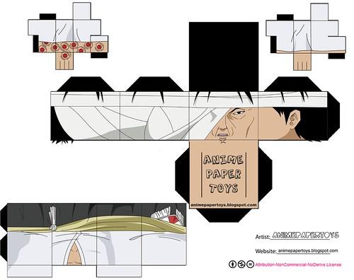 naruto shippuden danzo. DANZO DANZOU SHIMURA (NARUTO
