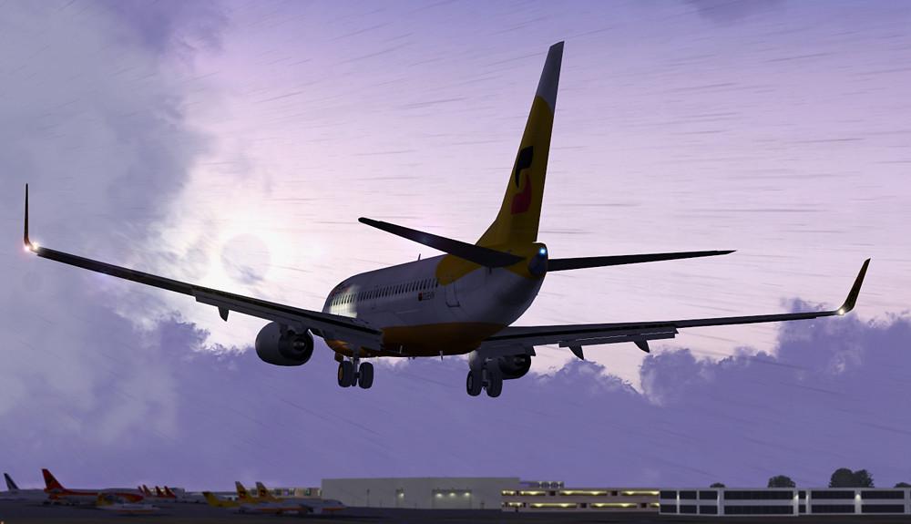 Sonair Boeing 737-700 5300409661_60456e7270_b