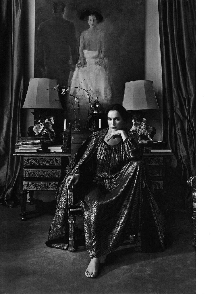 Olga de Grecia-Deborah Turbeville ii