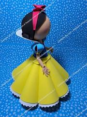 """Boneca 3d Princesa Branca de Neve (Branca de Neve e os sete anões) (Castelinho das Artes) Tags: natal 3d lembrança eva bonecas artesanato artesanal goma batizado páscoa gift infantil casamento criança enfeites festa aniversário decoração brinde foamy presente bonecos ates chá borracha festinha tema enfeite pedidos aniversários presentinhos personagens personalizados lembrancinha brindes temático customizado personalização enfeitar customização fomi decorar emborrachado foami """"diadascrianças"""""""