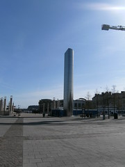 Torchwood Tower at Cardiff Bay