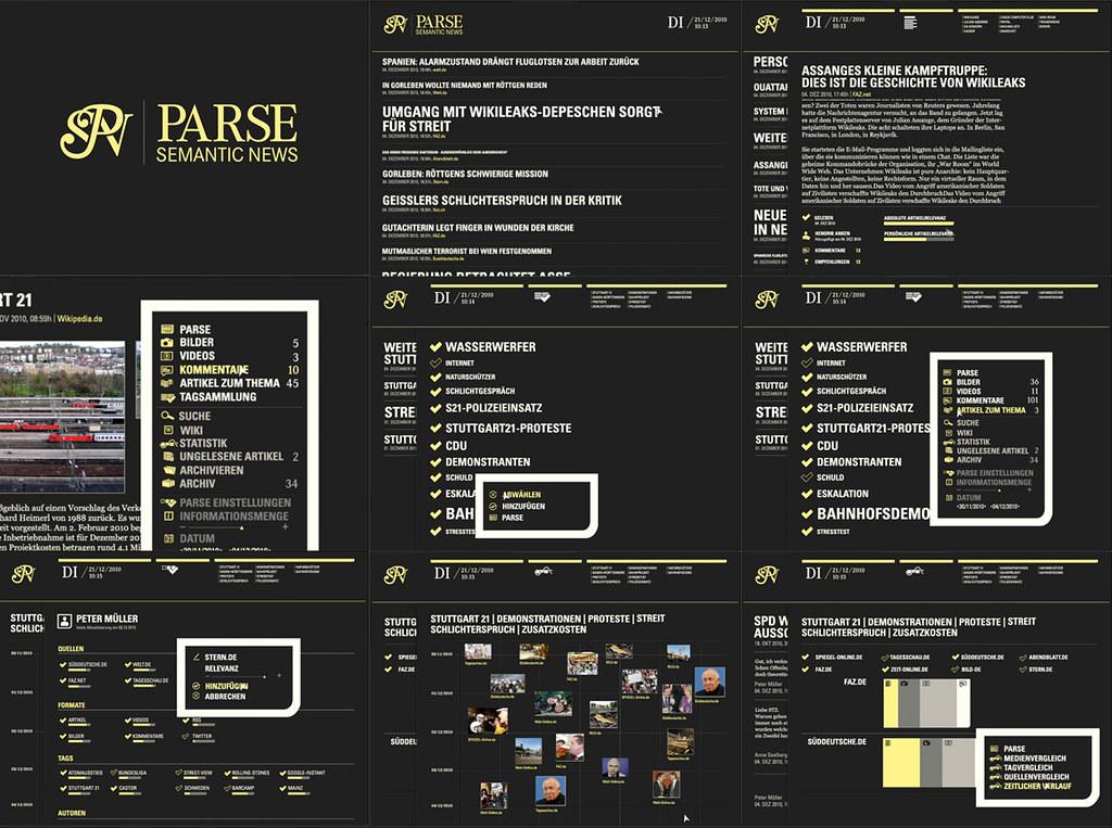 PARSE - Konzeption einer semantischen Nachrichtenplattform, Stefanie Behm