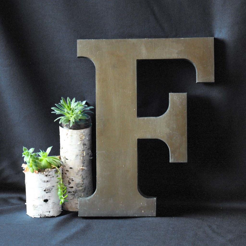 Letter F Large-4