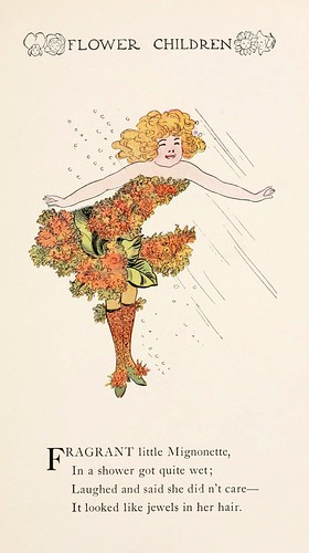 012-Flower children…1910- Elizabeth Gordon- Illustrated by M. T. Ross