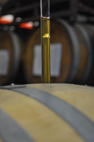 Oak Barrel Sample
