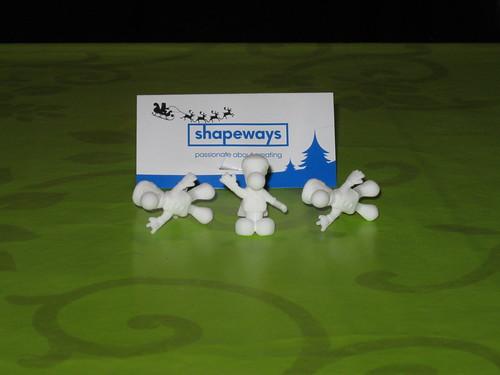Narizones en impresion 3D con Shpeways : Supergómez