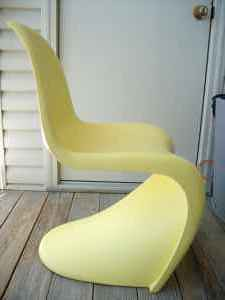 Yellow chairs 2