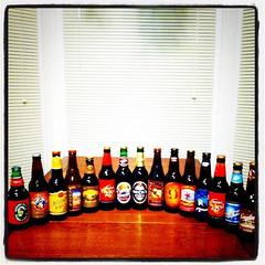 lotsa beer