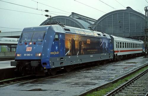 101 083  Karlsruhe Hbf  22.03.02