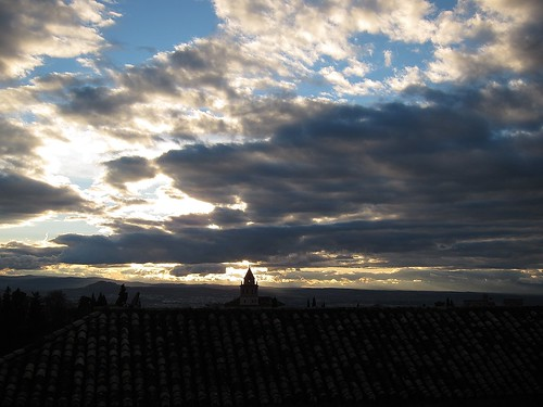 Atardecer Alhambra