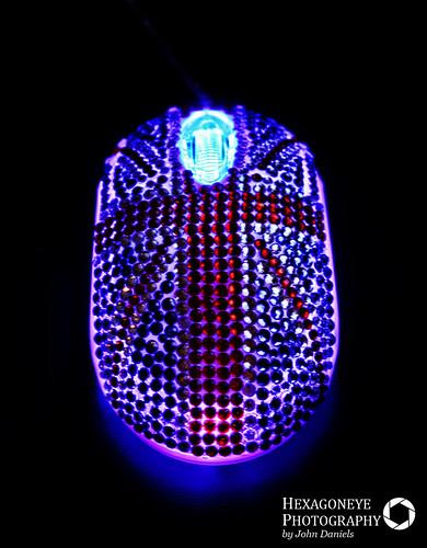 3/365 Union Jack Mouse