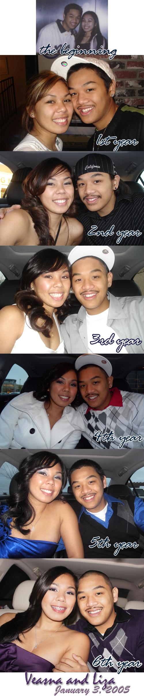 6 yearss