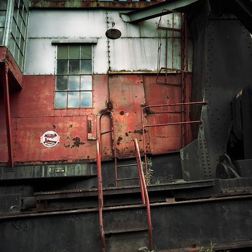 Drag Line, Darkwater, PA