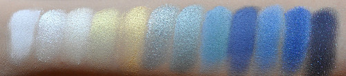 Denim & Lace Swatches 2