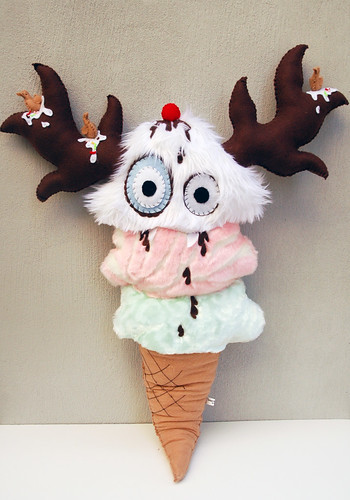 Ice Cream Monster