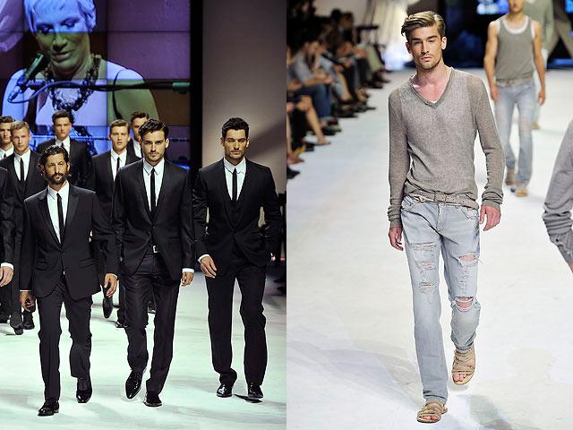 Milan Spring 2011 1_Dolce & Gabbana