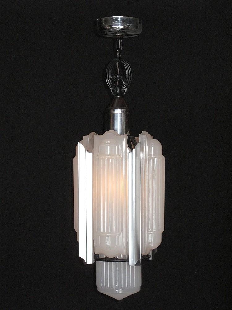 Art Deco Lighting Fixture | VintageLights.com