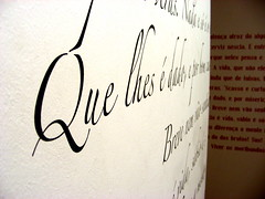 Parole di vernice-Casa Poema di Pessoa-Lisbona (rossomagenta) Tags: pessoa lisboa poesia lisbona lettere portogallo coolpixs10 casapoema