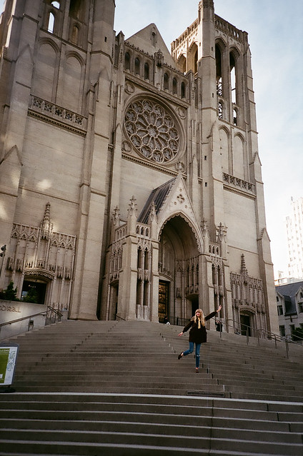 Me, Grace Cathedral