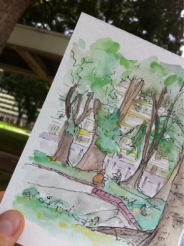 Sketchwalk Margaret Drive