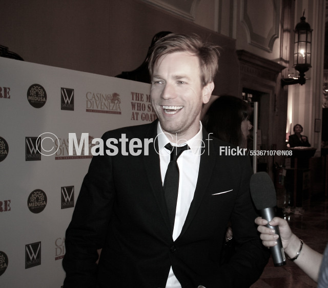 Ewan McGregor by Masterchef Photos