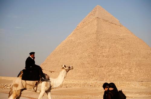 Khefrens pyramide