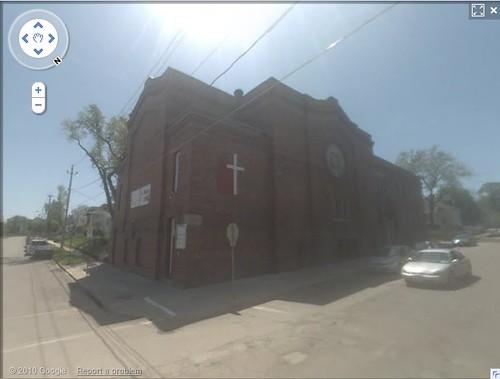 Trinity Google Streetview