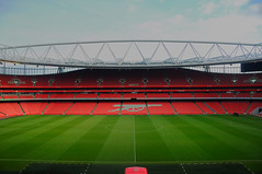 arsenal stadium (DCox Photox) Tags: stadium emirates arsenal premiership clockend