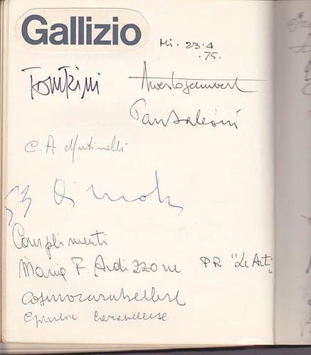 gallizio 75