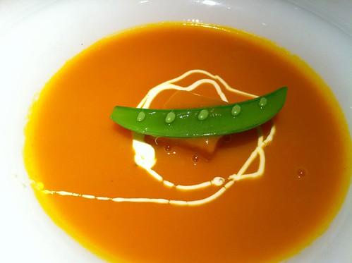 米蘭南瓜濃湯
