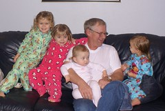 Grandpa's girls